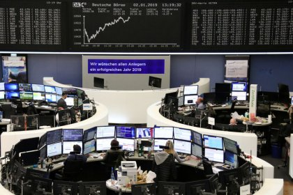 China stimulus boosts European shares, autos rally after Peugeot results