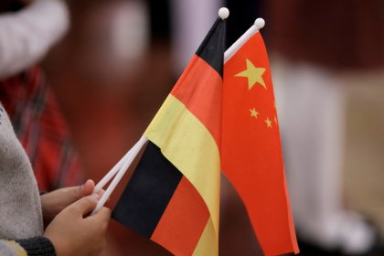 From client to competitor: China's rise prompts German rethink