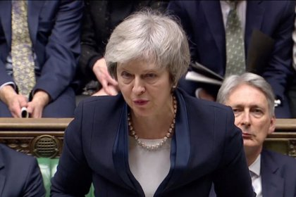 Парламент Британии отклонил сделку Мэй о Brexit