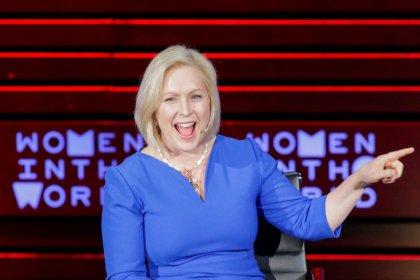 U.S. Sen. Gillibrand announces White House bid: 'The Late Show With Stephen Colbert'