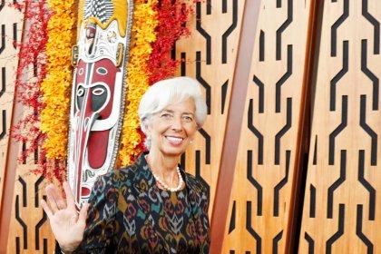 IMF to resume Sri Lanka's loan discussion in February: Lagarde