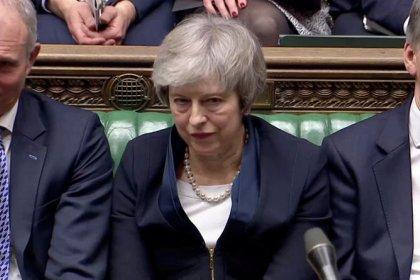 Brexit: Après le rejet de l'accord, débat sur la censure aux Communes