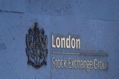 London's blue chip stocks fall as pound weighs after Brexit vote defeat