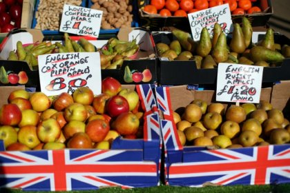 Sliding fuel prices push UK inflation to near 2-year low in December
