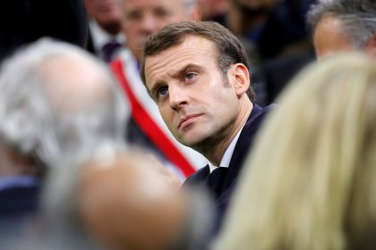 Macron's 'yellow vest' package to boost French growth: Villeroy