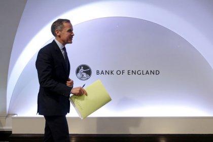 Brexit, Carney: movimento sterlina riflette percezioni mercato