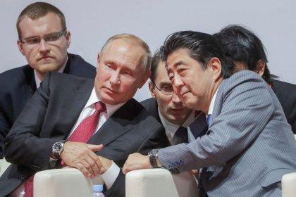 Кремль: Путина и Абэ ждут непростые переговоры