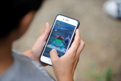Niantic, criadora do Pokemon Go, capta US$245 mi e eleva valor de mercado a US$4 bi
