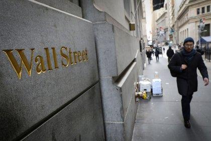 Оптимистичные отчеты банков отправили Уолл-стрит на месячные максимумы