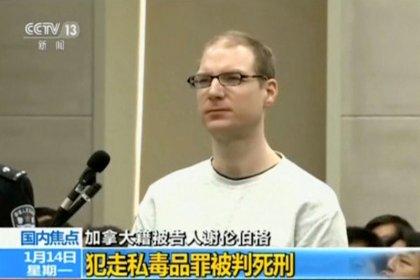 China ignora las protestas internacionales por la sentencia de muerte a un canadiense