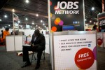 U.S. weekly jobless claims fall; mid-Atlantic factory activity rebounds
