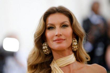 Supermodel Bundchen responds to Brazil's farm minister in Amazon spat