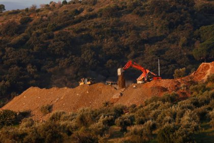 El rescate del niño atrapado en un pozo en Málaga llevará días