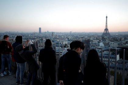 Près de 90 millions de touristes étrangers en France en 2018