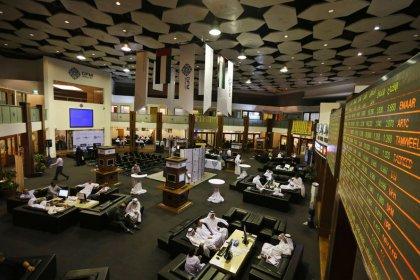 صعود معظم بورصات الخليج بفعل نتائج مالية ومصر تتراجع