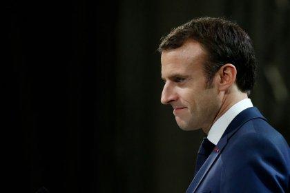 La France restera militairement engagée au Levant en 2019, dit Macron