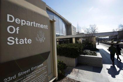 U.S. State Department recalls furloughed employees amid shutdown