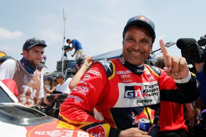 Rallying: Qatari Al-Attiyah wins his third Dakar, Toyota's first