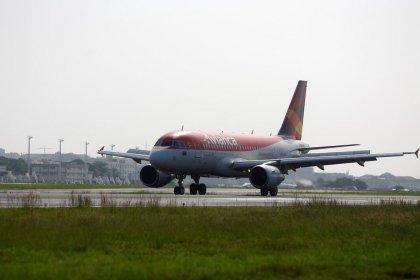 Brazil regulator moves to ground 20 percent of Avianca Brasil's fleet