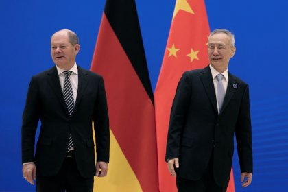 China, Germany to deepen cooperation in financial sector