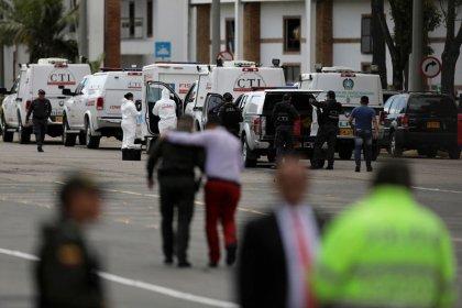 Se eleva a 21 la cifra de muertos por el ataque con explosivos en Bogotá