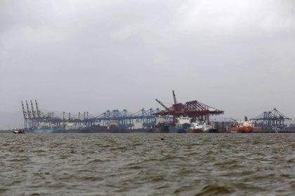 هيئة هندية تأمر وحدات تابعة لموانئ دبي وميرسك بسحب إخطارات لعملاء بميناء مومباي