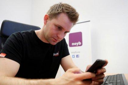 Austrian data privacy activist files complaint against Apple, Amazon, others