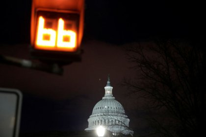 White House restricts U.S. lawmakers' travel amid shutdown