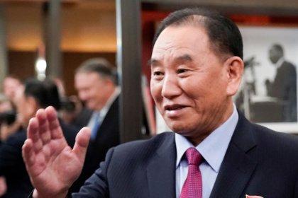 Trump, North Korean envoy to meet at White House: U.S. spokeswoman