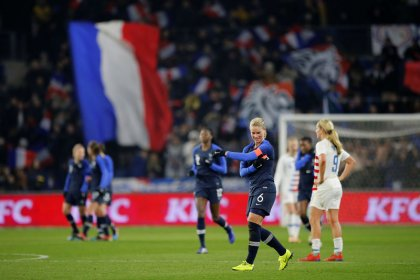 USWNT falls to France in friendly to open 2019