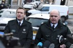Two arrested over Northern Ireland car bomb, New IRA suspected