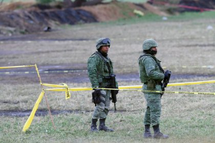 Focus turns to Mexico plan to thwart fuel theft after blast kills 79