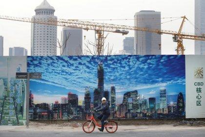 La croissance du PIB chinois au 4e trimestre au plus bas depuis 2009