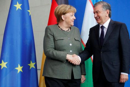 Deutsche Wirtschaft setzt auf stark steigenden Handel mit Usbekistan