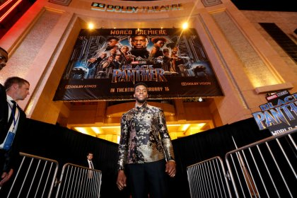'Black Panther' leads popular films in Oscars best picture pack