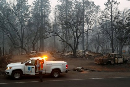 PG&E shares surge as company secures $5.5 billion in bankruptcy financing