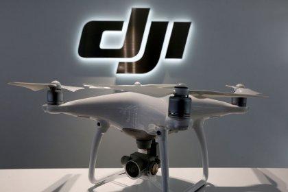 Fabricante chinesa de drones DJI sofre perda de U$150 mi em esquema de funcionários