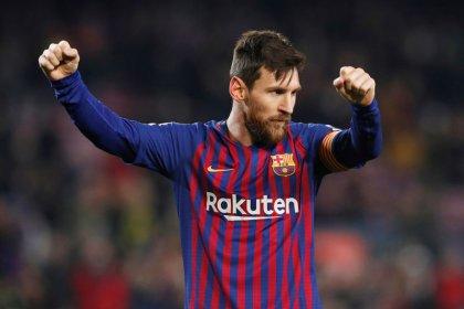 Messi é poupado pelo Barcelona em partida contra o Sevilha pela Copa do Rei; Boateng é escalado