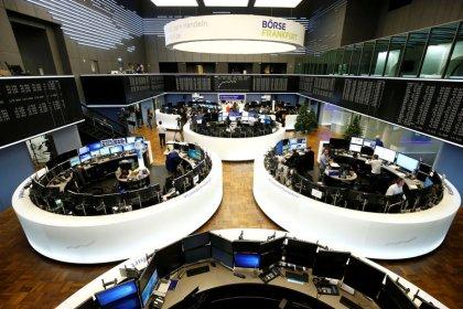 Europas Anleger fahren auf Sicht - Zollstreit im Fokus