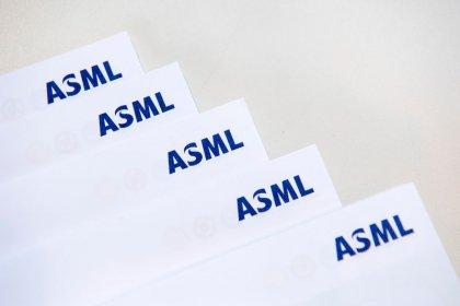Chip-Ausrüster ASML erwartet Delle im Auftaktquartal