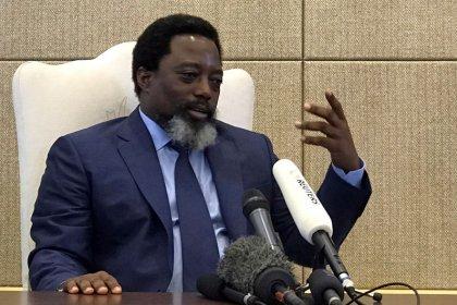Congo's Kabila says he is 'without regret' ahead of power handover