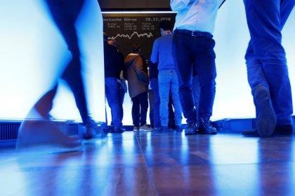 Börsen in Europa machen Boden gut - EZB tastet Zins nicht an