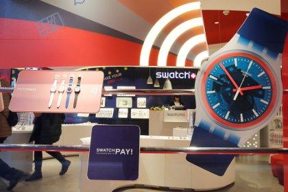 Swatch inquiète avec son ralentissement en Chine