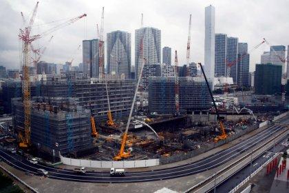 ONGs dizem que Tóquio 2020 não cumpre meta de redução de uso de madeira ilegal