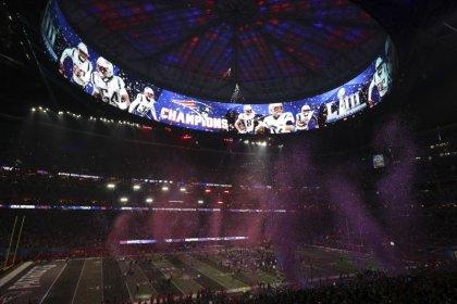 La audiencia de la Super Bowl cae con respecto al año pasado