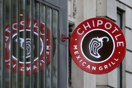 Chipotle's fresh food campaign drives profit beat, shares surge