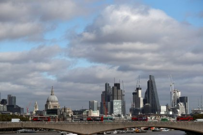 UK economy at weakest since 2012, as Brexit, global worries bite