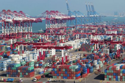 China January exports, imports seen falling again in blow to global growth: Reuters poll