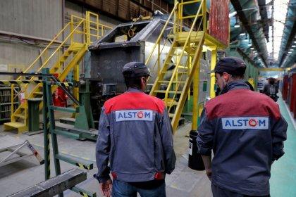 Alstom-Arbeiter weinen Siemens keine Träne nach