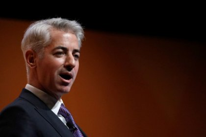 Ackman's hedge fund gains nearly 25 percent in early 2019